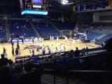 10-30-2011: TU Basketball Season is back!