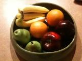 1-18-2011: Who wants fruit?