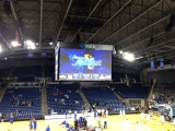 12-17-2011: The new video board is amazing!