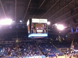 1-26-2011: Another Wednesday, another TU game
