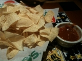 2-26-2011: Chips and Salsa