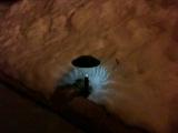2-7-2011: One little light has broken through