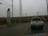 3-8-2011: Stupid Train!