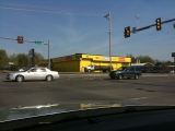 4-2-2011: That is one yellow building