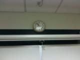 4-28-2011: Late night at school!