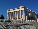 5-14-2011: Better shot of The Parthenon