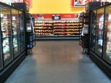 5-8-2011: Wal-Mart is empty