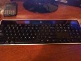6-10-2011: Solar powered keyboard, I am so green!