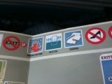 6-13-2011: No exit if you see the devil, a rip saw, or sheet rock