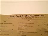 1-21-2013: Dinner time!