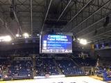 12-4-2013: Very odd score at halftime