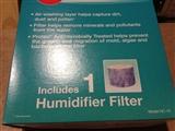 1-4-2013: Finally, a new filter