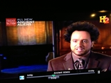 1-9-2013: Only aliens can explain his hair