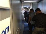 4-4-2013: Early boarding wahoo!!