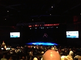 6-28-2013: Penn and Teller, and some dudes bald head