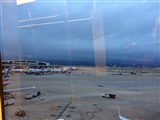 10-6-2014: Stormy day at DFW