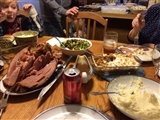 11-27-2014: Thanksgiving dinner!