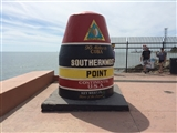 2-24-2014: Southern most point