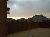 3-31-2014: Stormy