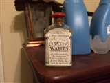 4-19-2014: Water from Bath!