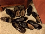 5-7-2014: Some has a shoe problem