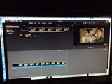 2-1-2016: Movie editing