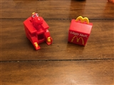 1-6-2020: Retro Happy Meal toys
