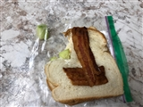 3-18-2020: Meghan fixed me lunch